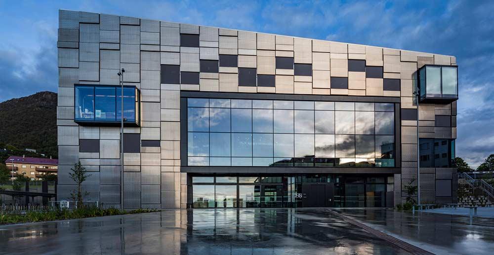 پوشش فلزی ساختمان کرج