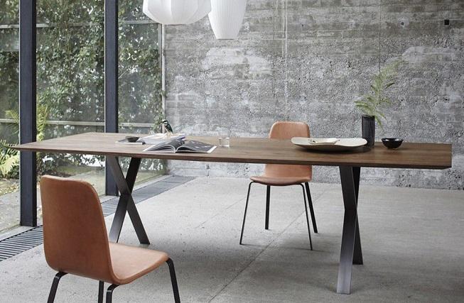 طراحی و ساخت میز فلزی