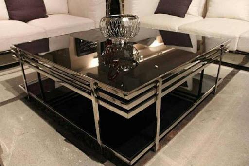 میز جلو مبل سلطنتی